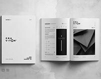 Graviton Architecture Portfolio