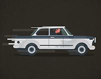 Retro cars / Café racer