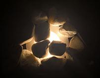 Diseño de Lámpara: VOLCANUM