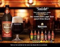 Hausen Bier - World Beer Awards