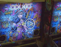Pinball Artwork via Adobe Inspire Feature