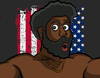 Vector: This Is America
