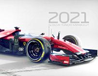 Ferrari 2021 Concept