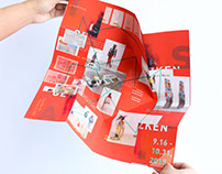 Isa Genzken Gallery Catalog Design