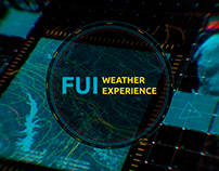 FUI: Weather experience