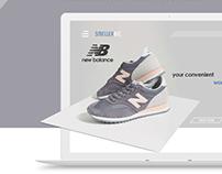 Smellerbee - Website concept for internet shop