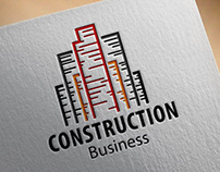 Construction Business Logo