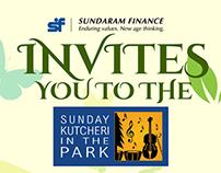Sundaram Finance Group - social posts, website design