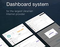 Dashboard system