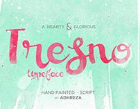 Tresno Typeface
