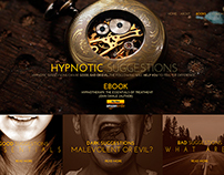 HYPNOTIC SUGGESTIONS WEB UI