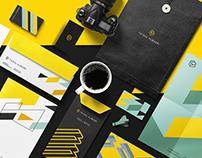 Faisal Albasri brand design.