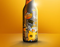 Fenix limited edition bottle 0,4l