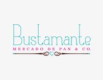 Bustamante: Mercado de Pan - Social Media y Papelería