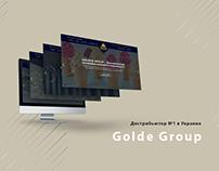 Web design Golden Group