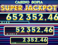 Neon Super Jackpot