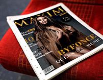 Обложка журнала. Шмаркова Лиза