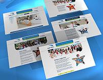 Visual Identity for an Educational Organization