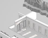 RISD Museum: Room Alteration