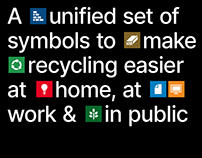 National Recycling Symbols