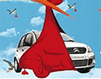 Cegonha Citroën