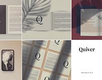 Quiver - Mockup Kit