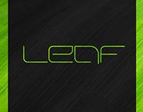 Leaf Font