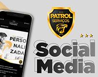 Social Media Patrol Serviços