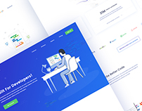 GitHub || Landing Page