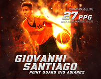 Basketball Classic MVP