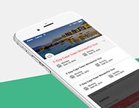 Gruptour Mobile app