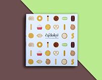 Ca'dolce branding & packaging