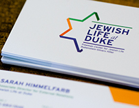 Jewish Life at Duke University: Rebranding
