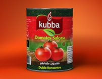 Tomato Paste Packaging