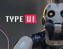 TypeUI - TV Interface
