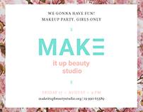 Makeup Beauty Studio   Free Download Design Templates
