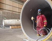 Heavy Engineering - SKA Project