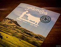 Family's Beef Brochure