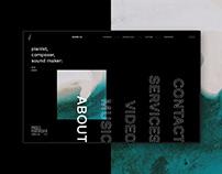 Paolo Fornasier Portfolio - UI/UX, Website