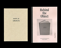 Poetry of Objects