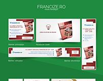 Francize.ro - Online campaigns