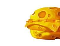 Cheeseburger Logo
