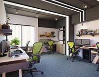 Budget Office Interiors