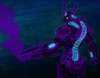Neon Crusader