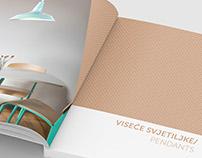 Dizajn kataloga rasvjete Ferotehna