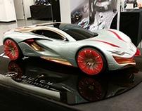 2024 Buick Mariana Concept Show Car