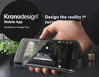 Kronodesign Mobile App Redesign 19'