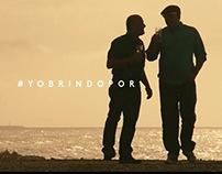 #YOBRINDOPOR