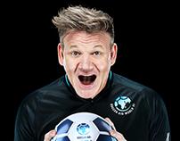 UNICEF | Soccer Aid 2018 - Gordon Ramsay