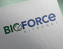 BioForce Logo Design